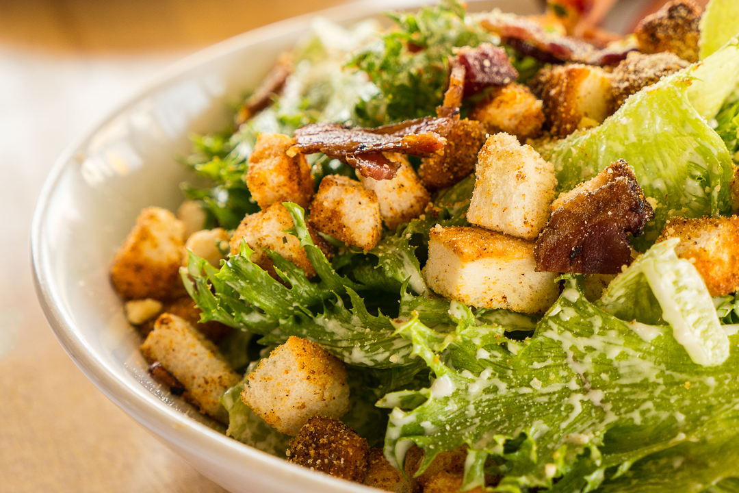 salads at turps sports bar and restaurant baltimore