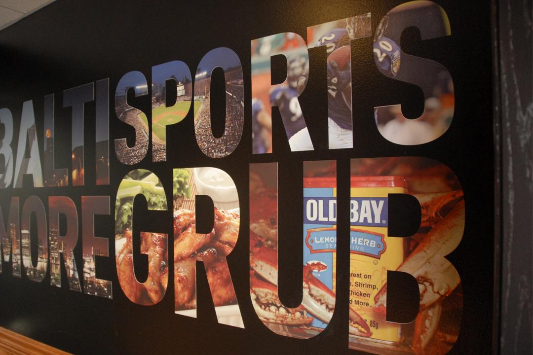 sports grub at turps sports bar
